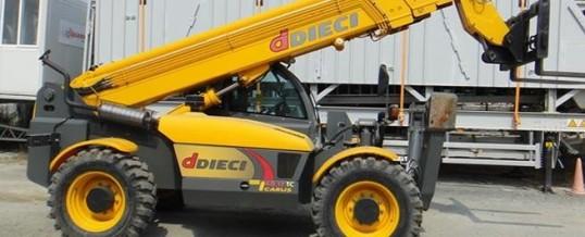 Nasze maszyny DIECI 40.17